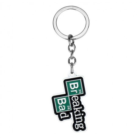 Breaking Bad metal keychain
