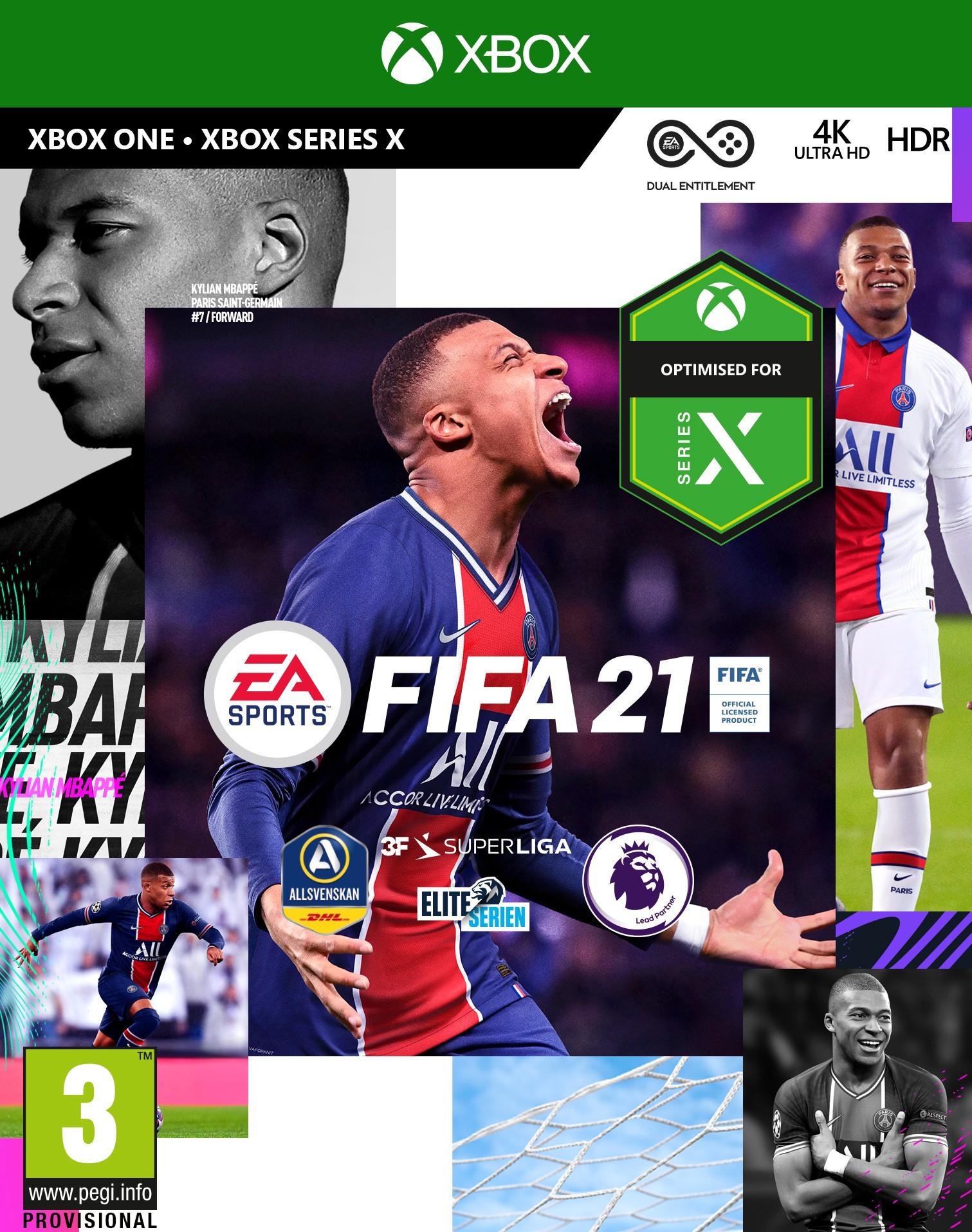 FIFA 21 Standard Edition (EN)