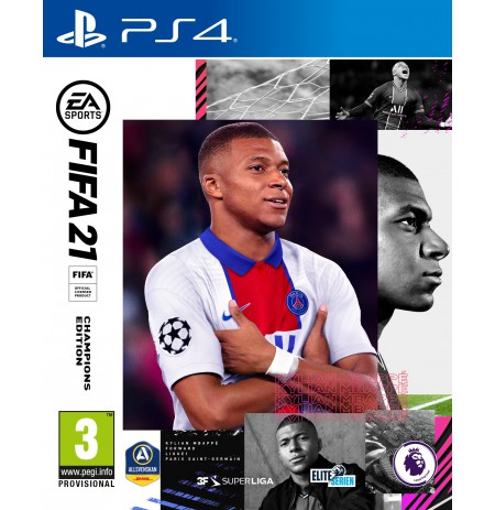 FIFA 21 Champions Edition (EN)