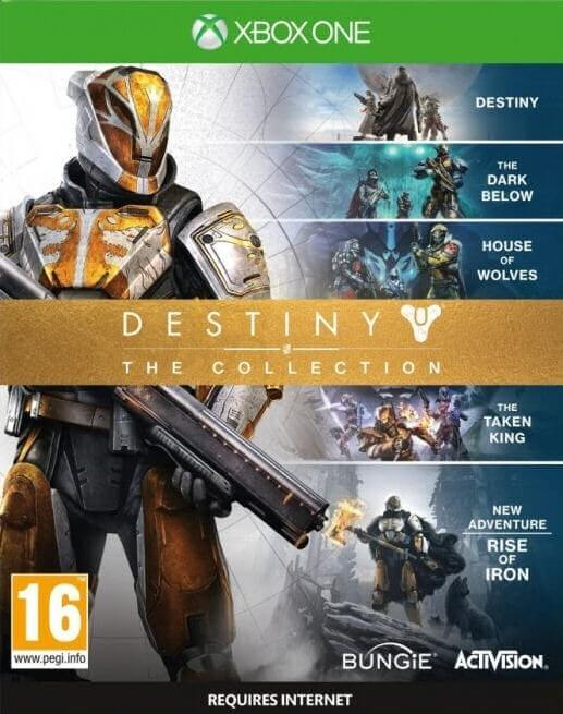 Destiny: The Collection XBOX