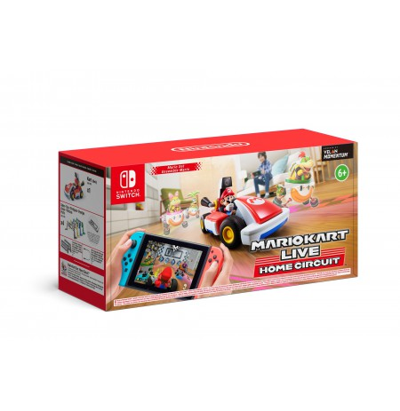 Mario Kart Live Home Circuit Mario car play set