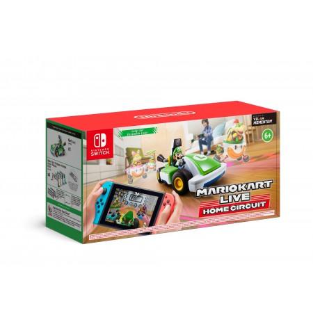 Mario Kart Live Home Circuit LUIGI mašinėlės rinkinys