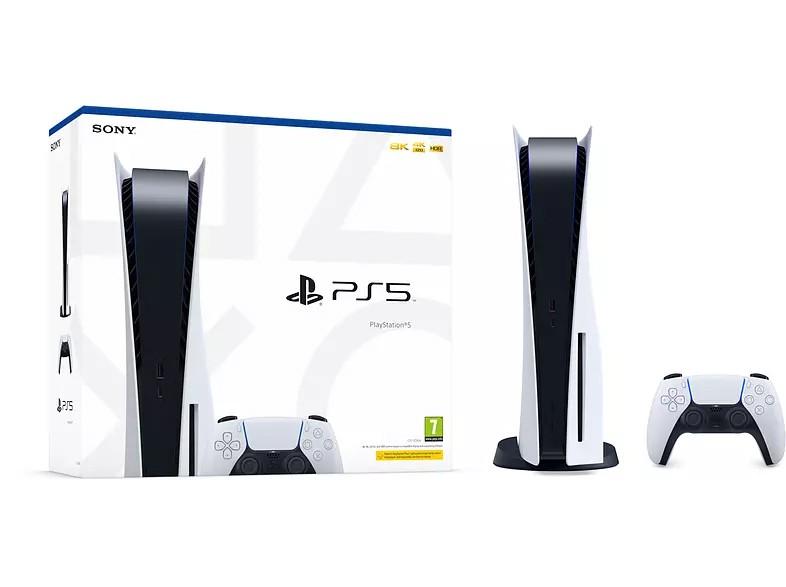 PlayStation 5 žaidimų konsolė 825GB (PS5)