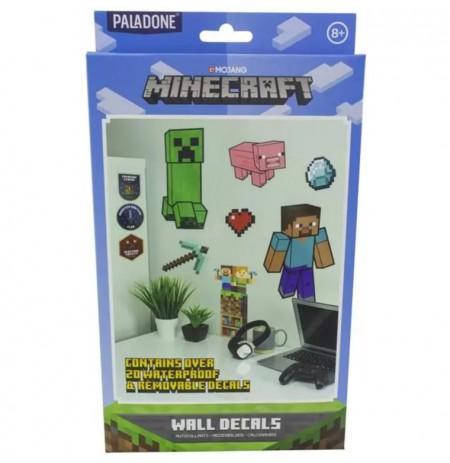 Minecraft Wall Decals