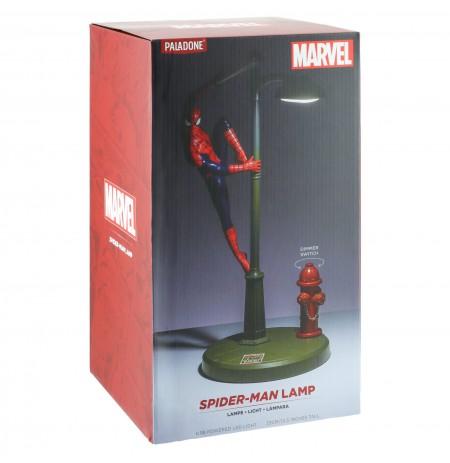 Spiderman lamp light 27cm