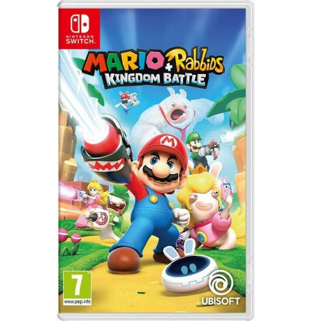 Mario + Rabbids Kingdom Battle XBOX