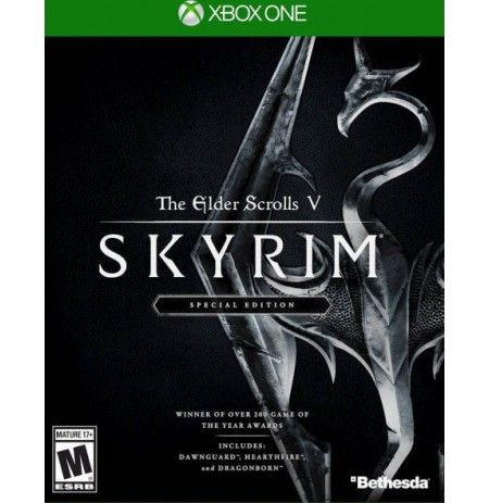 The Elder Scrolls V: Skyrim Special Edition XBOX