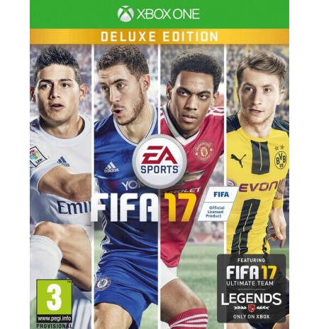 FIFA 17 - Deluxe Edition XBOX