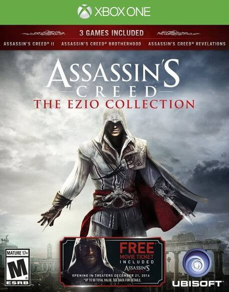 Assassin's Creed The Ezio Collection XBOX