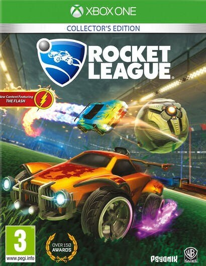 Rocket League: Collector's Edition XBOX