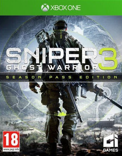 Sniper: Ghost Warrior 3 - Season Pass Edition XBOX