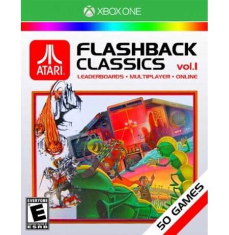 Atari Flashback Classics Vol. 1 XBOX