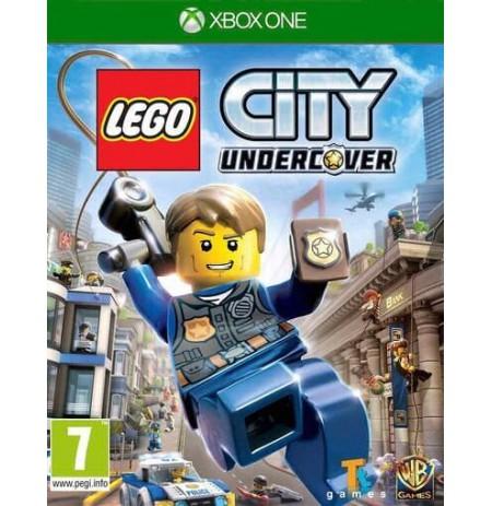LEGO City Undercover XBOX