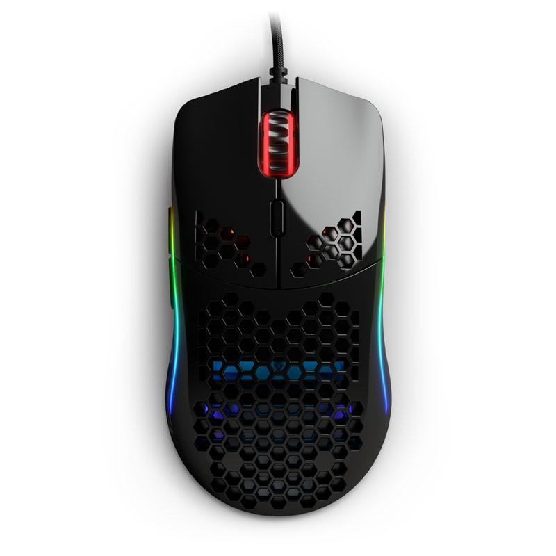 Glorious PC Gaming Race Model O- laidinė pelė (blizgi, juoda)