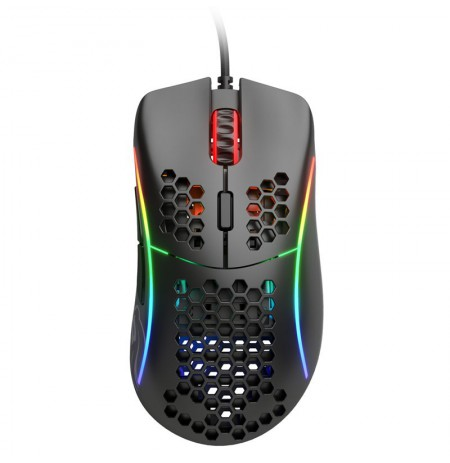 Glorious PC Gaming Race Model D wired mouse (matte, black)