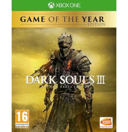 Dark Souls 3: The Fire Fades GOTY Edition XBOX