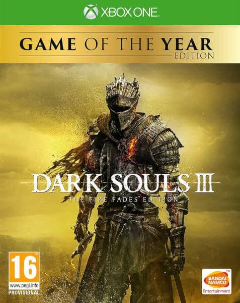 Dark Souls 3: The Fire Fades GOTY Edition XBOX
