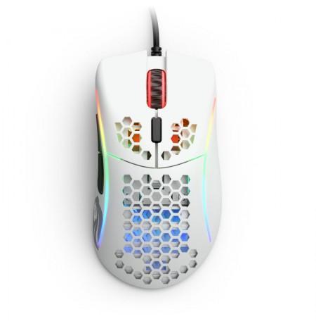 Glorious PC Gaming Race Model D- laidinė pelė (matinė, balta)
