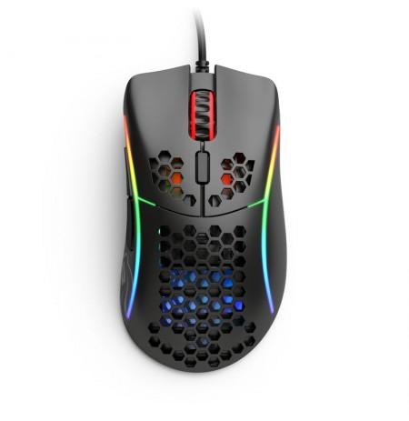 Glorious PC Gaming Race Model D- laidinė pelė (matinė, juoda)