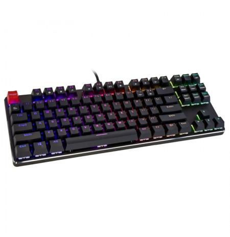 Glorious PC Gaming Race GMMK TKL klaviatūra su keičiamais switchais| Gateron Brown US