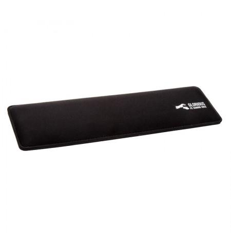 Glorious PC Gaming Race mouse palm wrist pad slim, black | 360x100x17mm