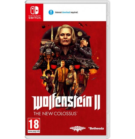 Wolfenstein II: The New Colossus XBOX