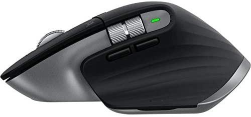 Logitech MX Master 3 tamsiai pilka belaidė pelė | 4000 DPI (MAC ONLY)