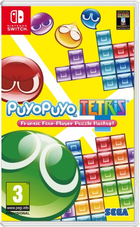 PuyoPuyo Tetris XBOX