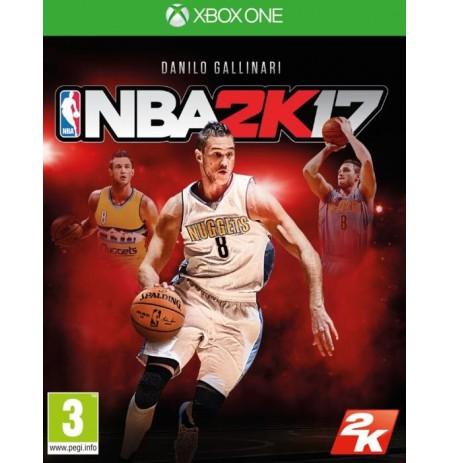 NBA 2k17 XBOX