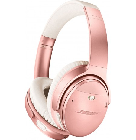 BOSE Quietcomfort QC35 II belaidės ausinės (Rose Gold) | Bluetooth