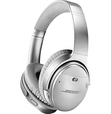 BOSE Quietcomfort QC35 II wireless headset (Silver) | Bluetooth