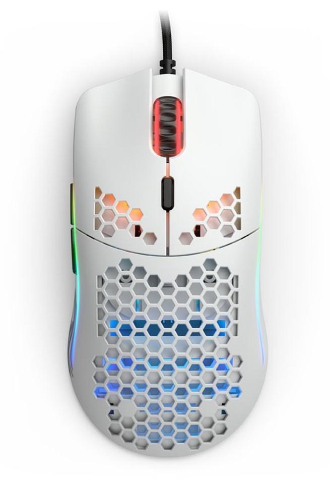 Glorious PC Gaming Race Model O laidinė pelė (matinė, balta)