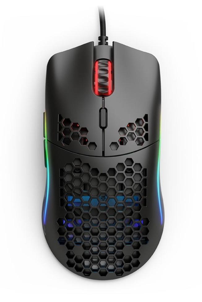 Glorious PC Gaming Race Model O laidinė pelė (matinė, juoda)