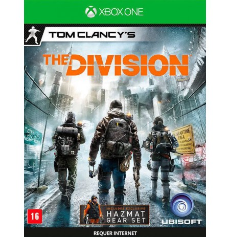 Tom Clancy's: The Division XBOX