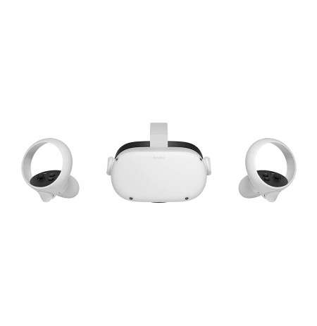 Virtualios realybės akiniai Oculus Quest 2 All-in-one VR – 64GB