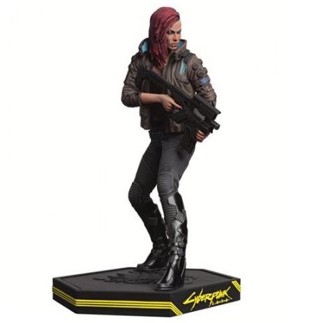 Cyberpunk 2077 Female-V statula | 24cm