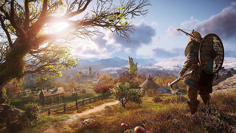 Assassin's Creed Valhalla Gold Edition + Pre-Order Bonus