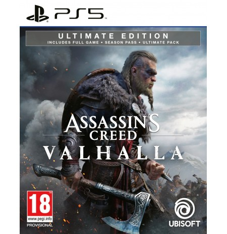 Assassin's Creed Valhalla Ultimate Edition + Pre-Order Bonus