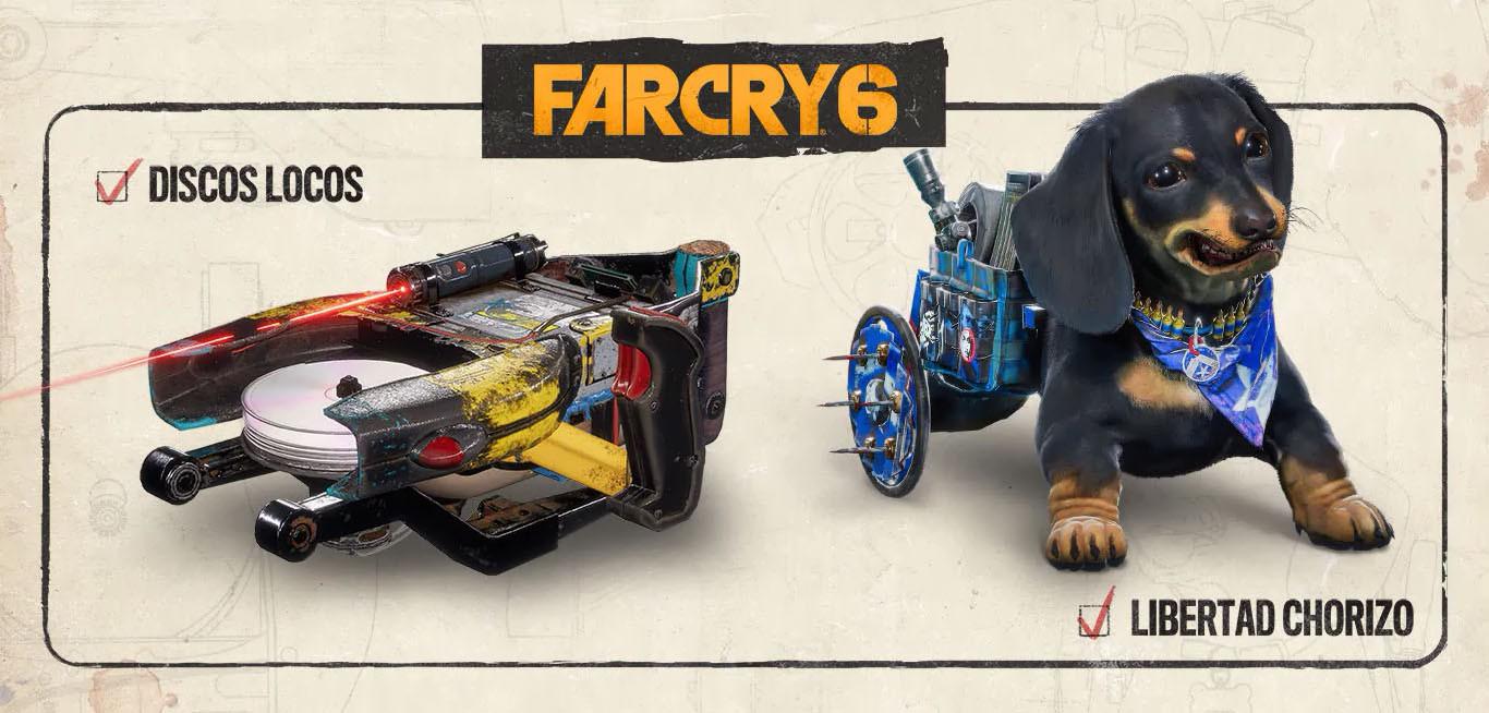 Far Cry 6 Standard Edition + Pre-Order Bonus