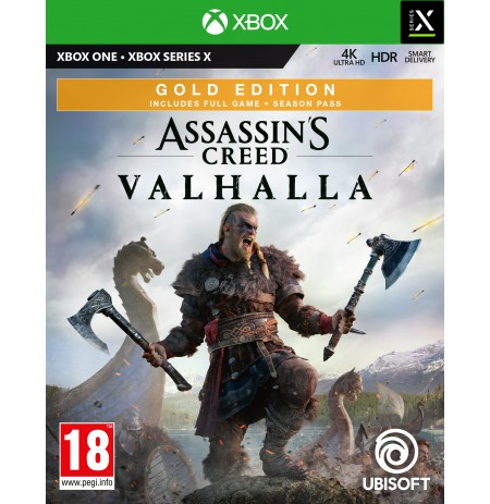 Assassin's Creed Valhalla Gold Edition + Pre-Order Bonus