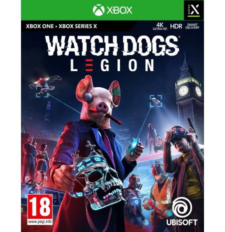 Watch Dogs Legion Standard Edition + Pre-Order Bonus