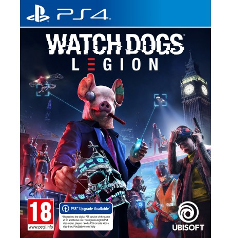 Watch Dogs Legion Standard Edition + Preorder Bonus