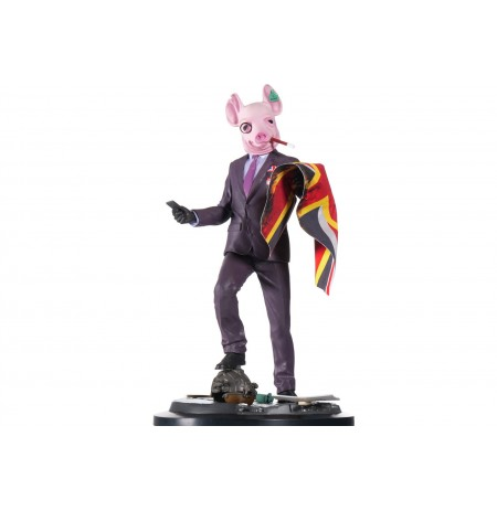 """WATCH DOGS: LEGION - The """"Resistant of London"""" statula 