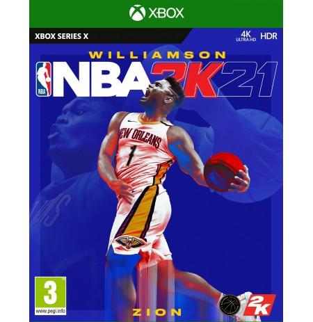 NBA 2K21 Standard Edition