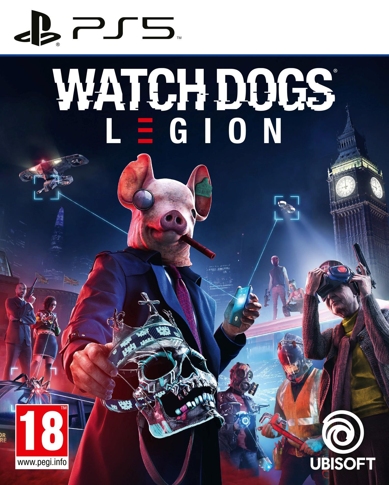 Watch Dogs Legion Standard Edition + Preorder Bonus