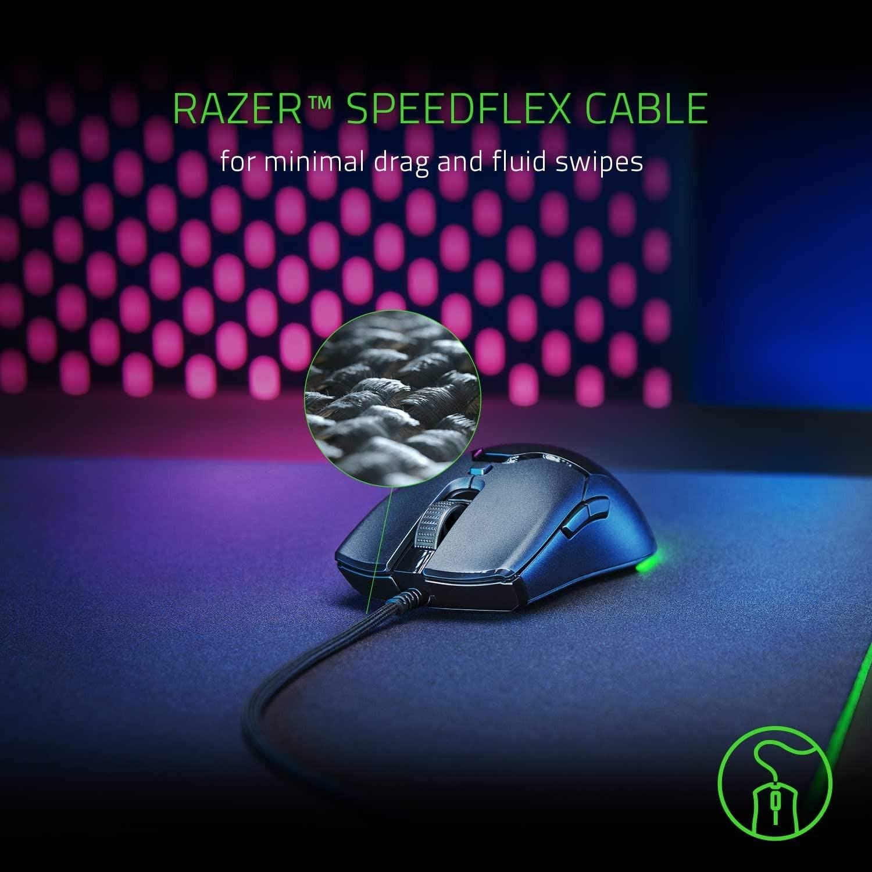 RAZER Viper Mini juoda laidinė žaidimų optinė pelė   8500 DPI