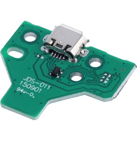 Dualshock 4 V1 valdiklio krovimo lizdas (12 pin)