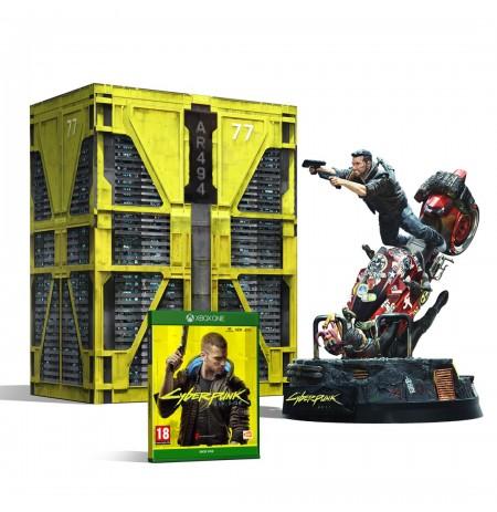 Cyberpunk 2077: Collector's Edition
