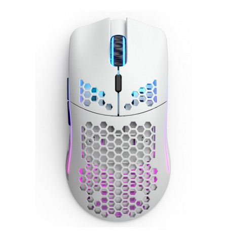 Glorious PC Gaming Race Model O Wireless - (matte, white) | 19 000 DPI