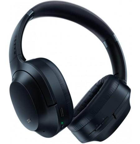 RAZER OPUS mėlynos belaidės ausinės | Active Noise Cancellation